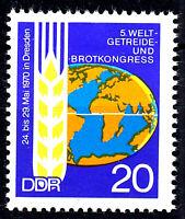 1575 postfrisch DDR Briefmarke Stamp East Germany GDR Year Jahrgang 1970