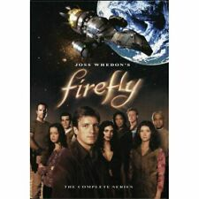 Firefly - The Complete Series (4-disc /Dvd) Joss Whedon Like-New*Fast$3Shipping*