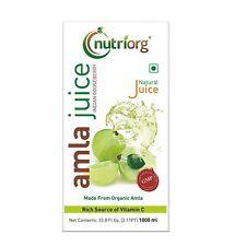 Nutriorg Amla Juice - 1000ml