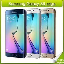 "Samsung Galaxy S6 Edge SM-G925A Factory Unlocked 32GB Smartphone 5.1"" QHD"