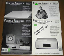 Positive Fe*dback Magazine (2000)
