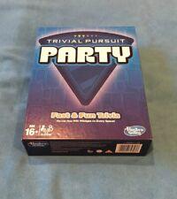 Trivial Pursuit - Party  Edition - Hasbro Quiz Game 100% Complete