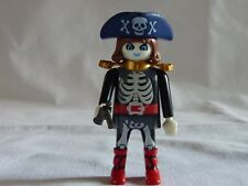 PLAYMOBIL personnage bateau mer océan flibustier pirate fantome n° 4 d