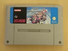 Super Nintendo SNES Game * SUPER MARIO KART * Retro Rare 26333