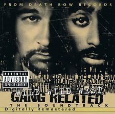 Gang Related - Wild Wild West The Soundtrack - 2 CD NEU 2Pac Outlawz Ice Cube