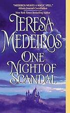 One Night of Scandal by Teresa Medeiros (2003) New !