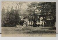 Japan The Nirentai Yasen-hobei Early Photo Postcard C5