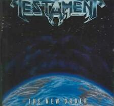 TESTAMENT - THE NEW ORDER USED - VERY GOOD CD