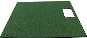 3' x 5' Artificial Synthetic Turf Golf Mat For Optishot Indoor Simulator Mats