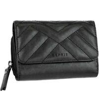 ESPRIT Damen-Geldbörse Portemonnaie Geldtasche Geldbeutel Brieftasche Börse NEU
