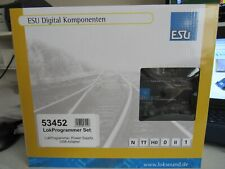 Esu LokProgrammer Set 53452   NEW      Bob The Train Guy