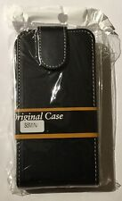 Samsung S5 Mini Black Top Flip Case
