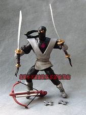 """TMNT Teenage Mutant Ninja Turtles Foot Clan Ninja 5"""" Loose Action Figure"""