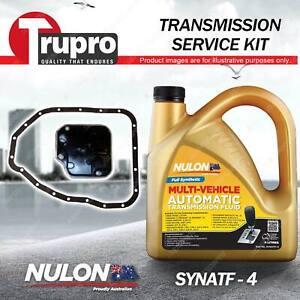 SYNATF Transmission Oil + Filter Kit for Hyundai Elantra XD HD i20 PB i30 FD
