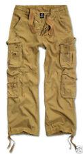 Pantaloni da uomo ampio in cotone taglia XL
