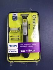 Philips Norelco OneBlade Face/Body Trimmer Shaver Electric Kit QP2630/70 1 razer