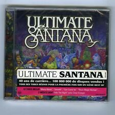 CD (NEW) ULTIMATE SANTANA