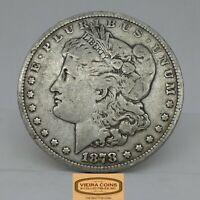 1878 Morgan Silver Dollar, First Year - #B17668