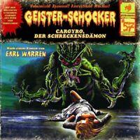 GEISTER-SCHOCKER - CARGYRO,DER SCHRECKENSDÄMON-VOL.57  CD NEU WARREN,EARL