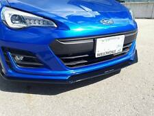 17 - 18 BRZ Front Splitter. (Rods included)