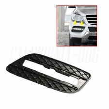 Right Front Bumper Fog Driving Light Grille Cover For Mercedes ML350 ML550 12-15