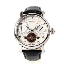 Seagull Flywheel Double Retrograde Day Date Automatic Men's Watch 819.316