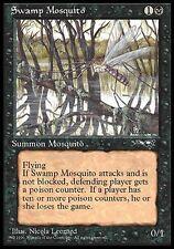 ▼▲▼2x  Swamp Mosquito #B (Moustique des marais) Alliances #93 ENGLISH Magic MTG