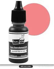 "Lawn Fawn ""Fawndamentals"" Premium Dye Ink Re-Inker ~ WILD ROSE - Pink  ~LF1062"