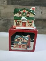 Windsor Village Collection-General Store Holiday House