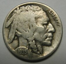 1935 Buffalo Nickel Grading in the VG to FINE Range Nice Original Coins