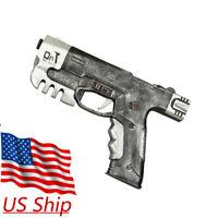 Cyber 2077 Pistol Federated Arms Gun Vindicator Weapon Punk Halloween Prop Resin
