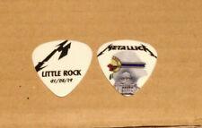 Metallica Guitar Pick Little Rock Arkansas 01/20/19 World Wired Tour