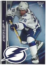 MARTIN ST LOUIS TAMPA BAY LIGHTNING FATHEAD TRADEABLES REMOVABLE STICKER 2014 #7