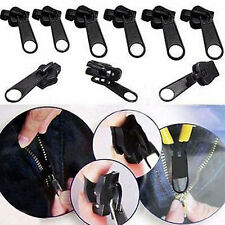 6pcs/set FIX A ZIP Universal Zipper Heads Instant Zip Replacement Fixer Bags