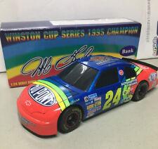 1/24 JEFF GORDON #24 DUPONT BANK 1995 WINSTON CHAMPION ACTION NASCAR DIECAST
