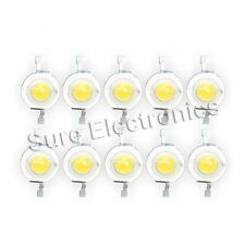 50 Pcs 1W Warm White High Power Led Lamp Beads 80~110Lm 1Watt wholesale