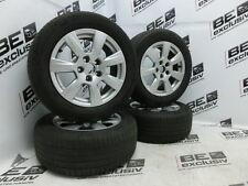 Original Audi A4 8K Jantes, Jantes En Alliage pneus d'été 225/55 16 POINT 22/08