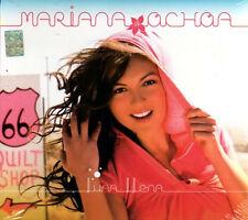 MARIANA OCHOA Luna Llena second CD ex LA ONDA VASELINA OV7 duo con ALEX UBAGO