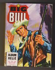 BIG BULL. Album relié des n°149 à 152 - IMPERIA 1985