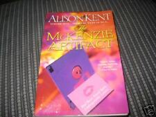 TP: The McKenzie Artifact by Alison Kent