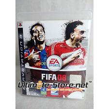 Jeu PS3 Fifa 08 + Publicité 2008 - PlayStation 3 - EA Sports / EA Canada (2)