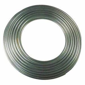 "3003 Aluminum Round Tube, 3/8"" OD x 0.049"" Wall x 50 Feet long, Coiled"