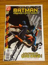 BATMAN LEGENDS OF THE DARK KNIGHT #122 VOL1 DC COMICS OCTOBER 1999
