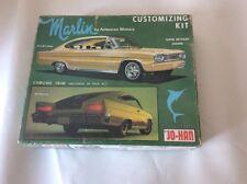 JO-HAN MARLIN By American Motors  Custom Car #C-1900:149 1/25 Scale Model Kit