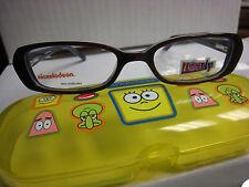NICKELODEON NIC  I CARLY ELECTRO BROWN  48-16-130  Eyeglass Frames