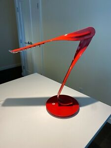 Herman Miller Signed Leaf LED Desk Lamp by Yves Behar