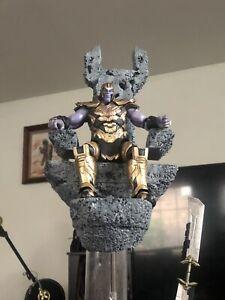 Thanos Floating Rock Throne- 1/12 Custom ThanosThrone