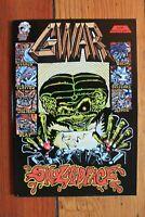 Gwar Skulheadface #1 Oderus Urungus Dave Brockie Slavepit Vintage Last Gasp FINE