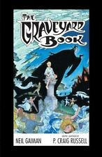 The Graveyard Book Graphic Novel Single Volume Special Limited Edition by...