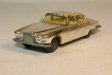 1960's Husky Chrome Plated Jaguar MK 10 Sedan,  Original